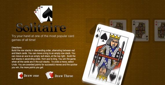 Карты косынка играть одной масти